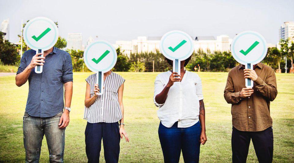 Voters Go Green
